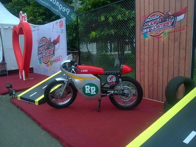 Honda Modif Contest =SERU..!!